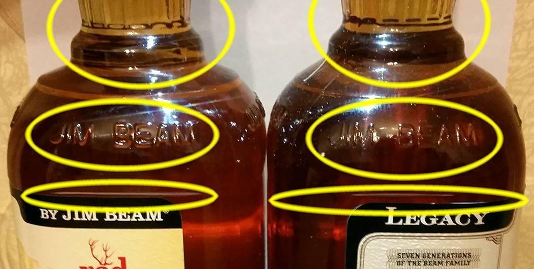 Как отличить поддельный алкоголь от настоящего по внешним признакам?