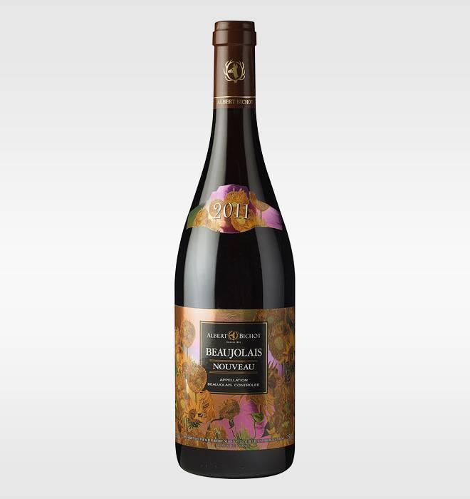 Праздник молодого вина божоле, виноделие во франции