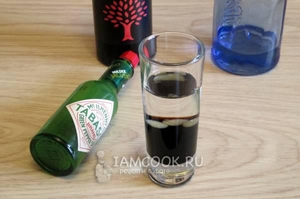 Рецепты приготовления коктейля боярский