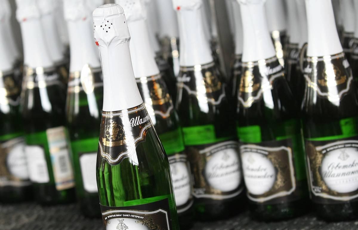 Количество бутылок в ящике водки, вина, шампанского