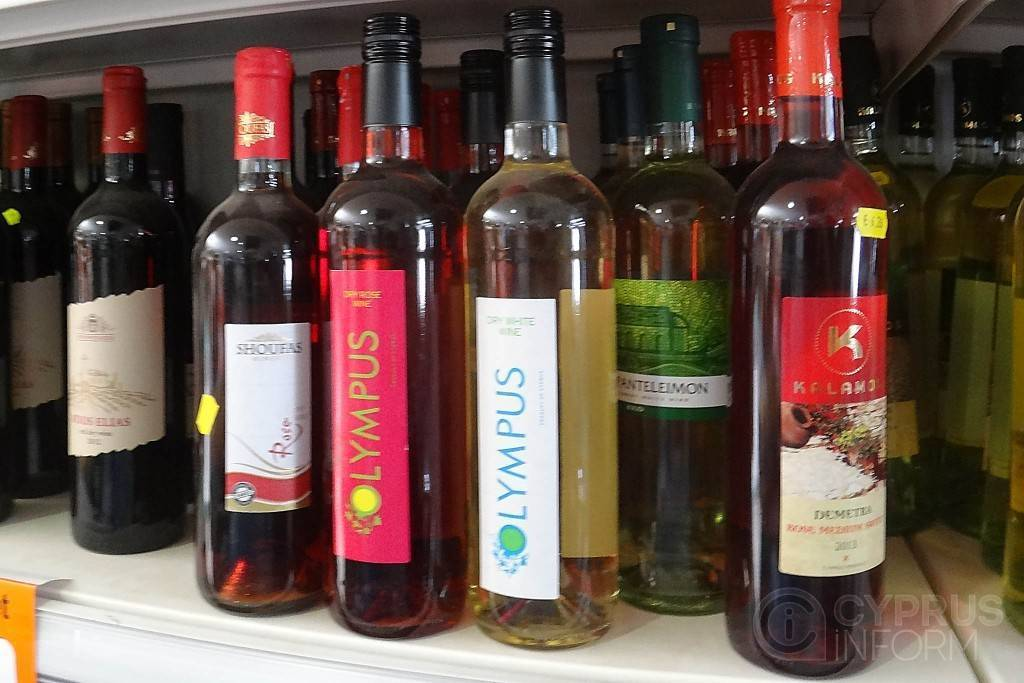 О кипрском вине. часть 2. какое вино привезти с кипра?   кипр информ