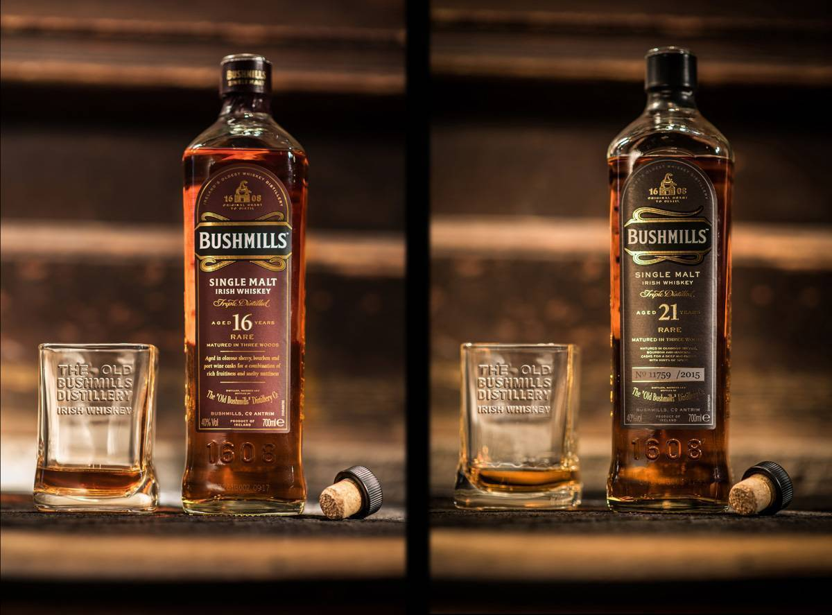 Виски бушмилс ориджинал - всё, что важно знать...