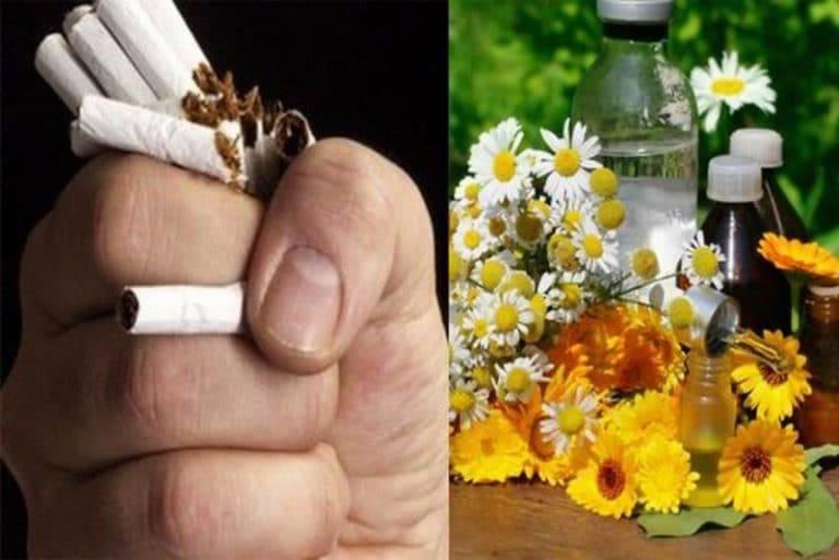 Народные средства как бросить курить