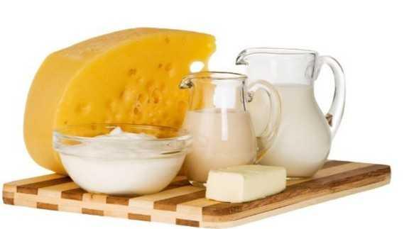 Отравление молочными продуктами: симптомы и лечение