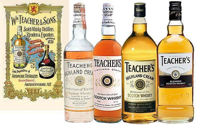 История бренда Тичерс. Особенности производства, продуктовая линейка и стоимость виски