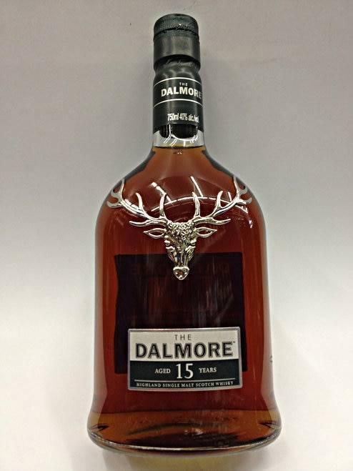 Виски dalmore 18 лет 43% 0.7л в подарочной коробке