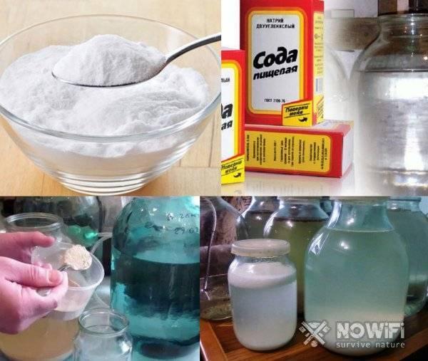 Очистка самогона содой: польза или вред, инструкция и отзывы