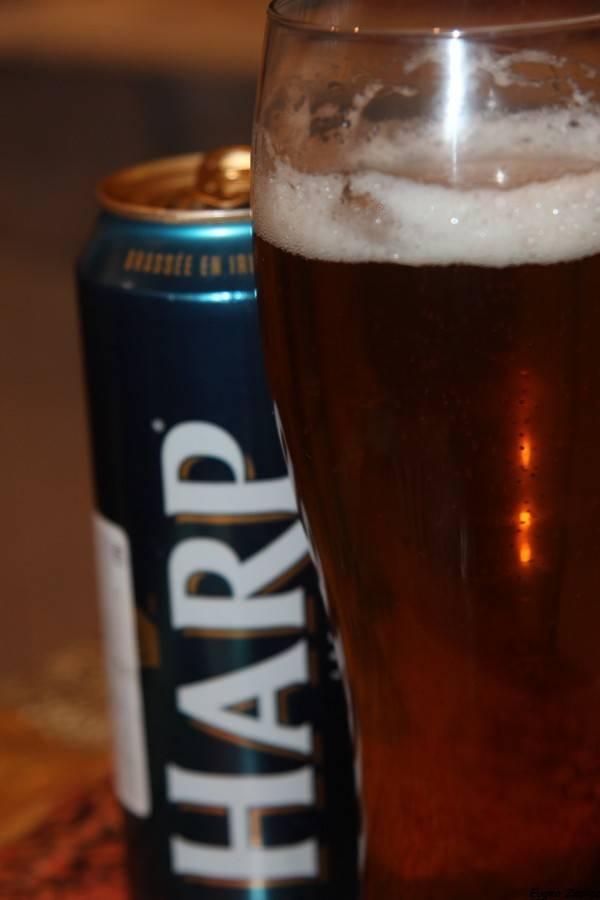 """Пиво """"харп"""": вековые традиции на страже качества"""