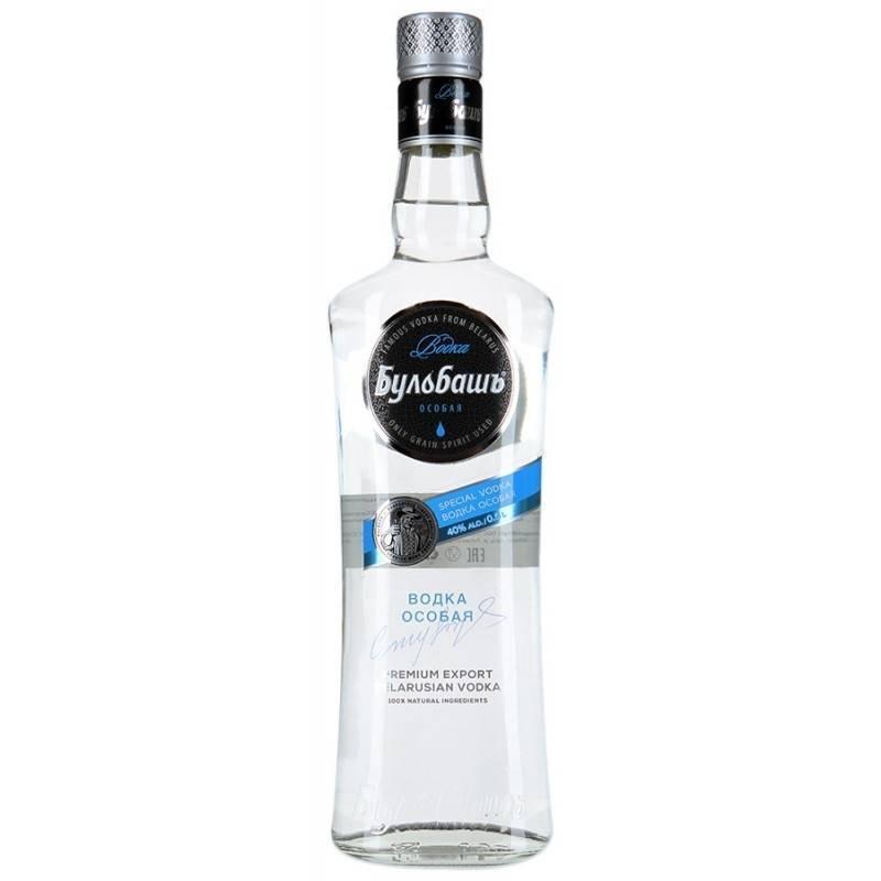 Белорусская водка «бульбаш» – истоия качественного алкоголя + видео | наливали