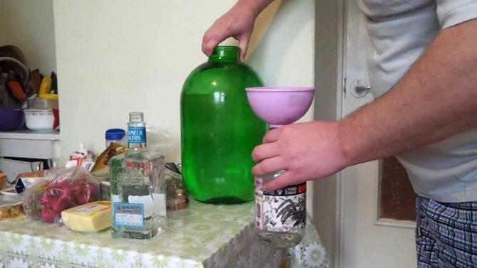Как из спирта сделать водку? + 10 советов и видео...