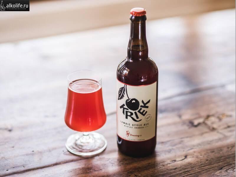 Вишневое пиво: какие есть виды, калорийность, рецепт приготовления