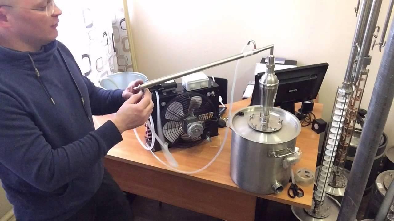 Использование автономной системы охлаждения самогонного аппарата | про самогон и другие напитки ? | яндекс дзен