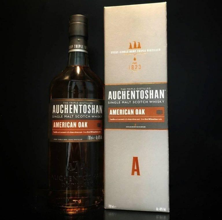 Виски акентошан (auchentoshan) — описание и виды