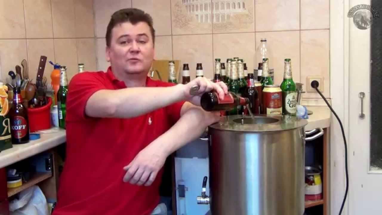 Как сделать самогон и брагу из пива?