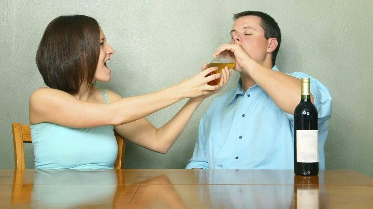 Как помочь мужу ибавиться от алкоголизма
