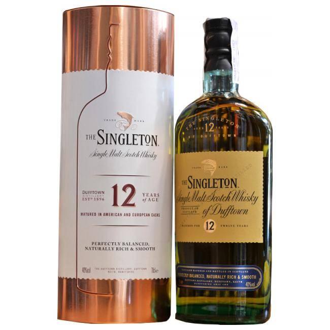 Singleton (синглтон) — история, происзводство и виды шотландского виски