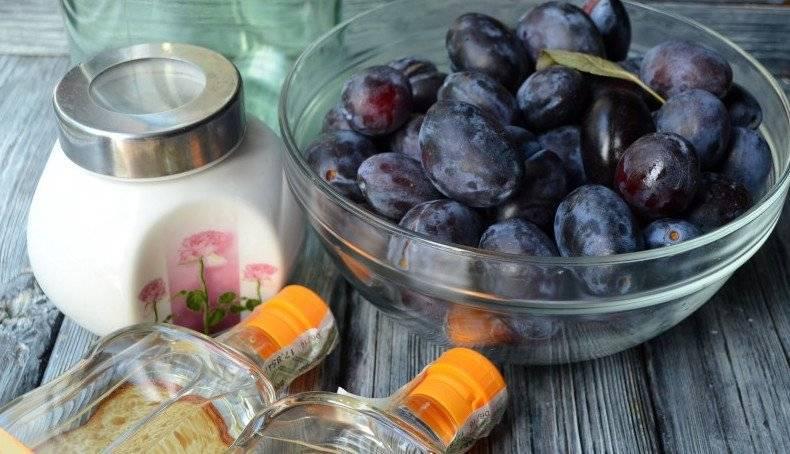 Настойка из желтых слив на водке: рецепт наливки в домашних условиях