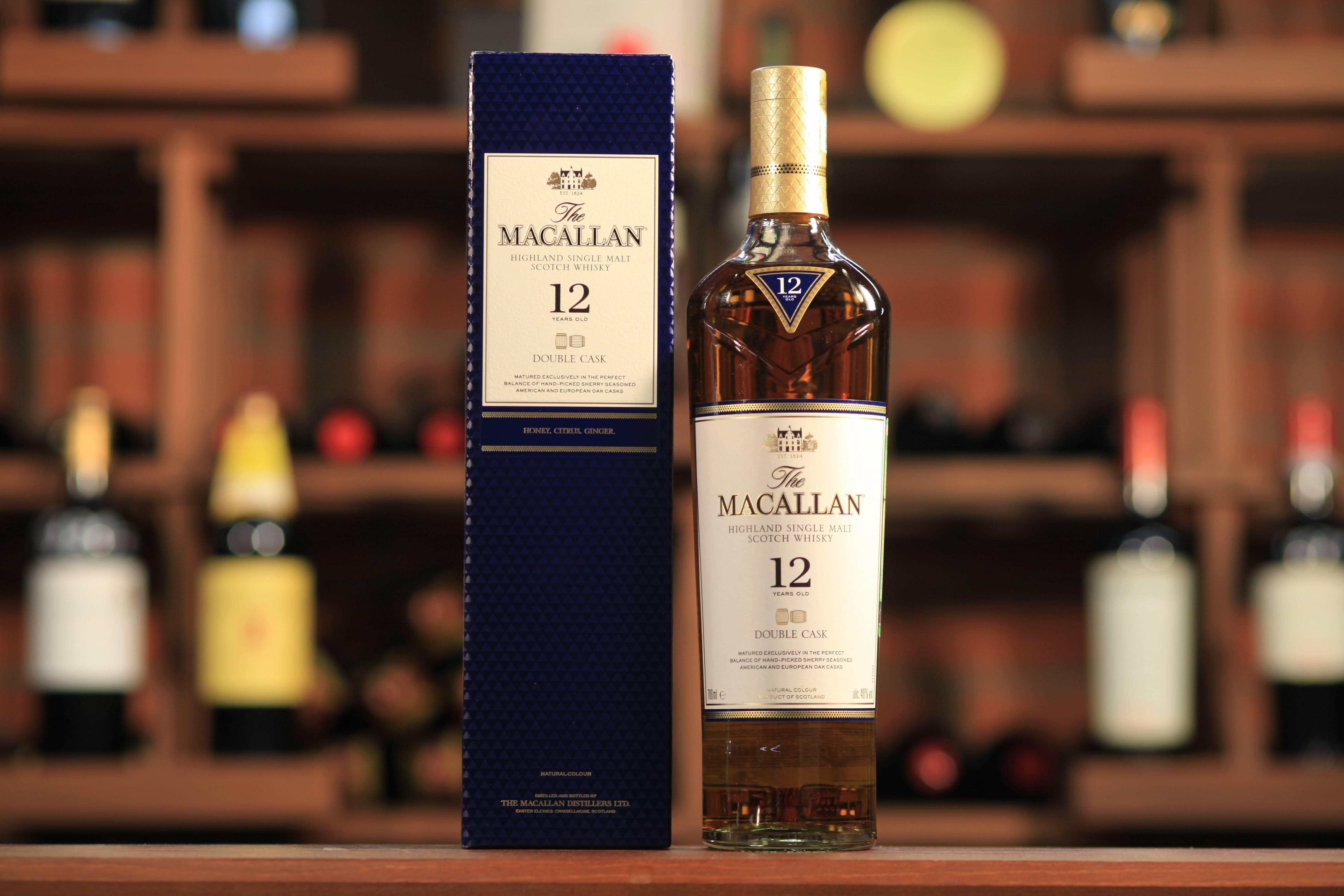 Шотландский виски the macallan