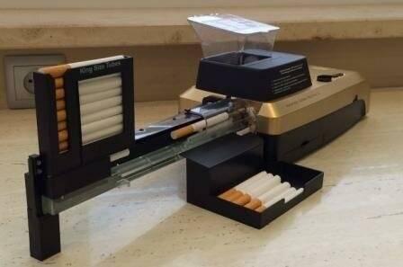 Оборудование для производства сигарет с фильтром из китая. цена