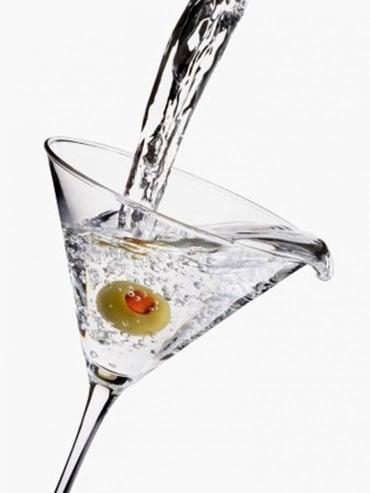 Рецепты коктейля джеймса бонда
