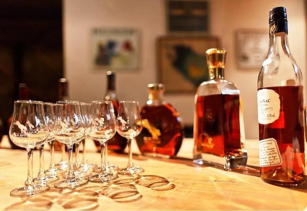 Что такое арманьяк и коньяк какая разница между напитками?