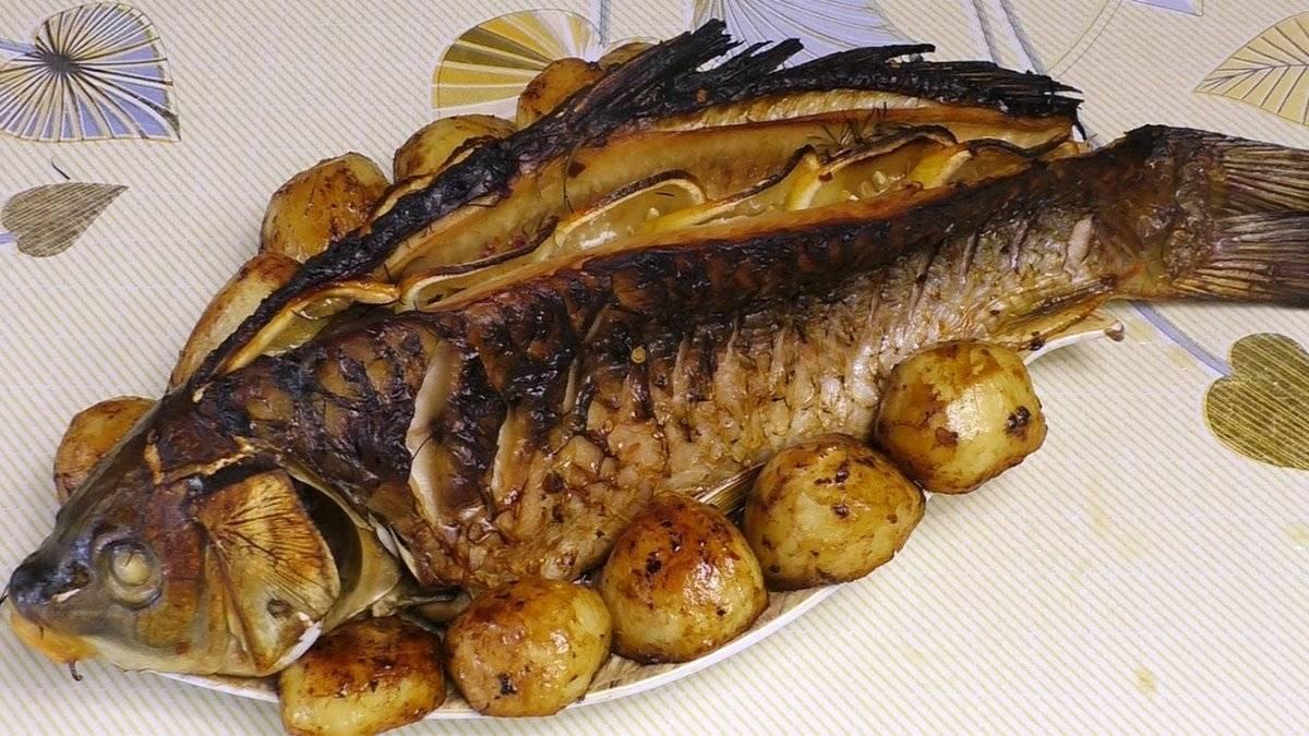"""Уха """"ершистая"""" из свежей рыбы"""