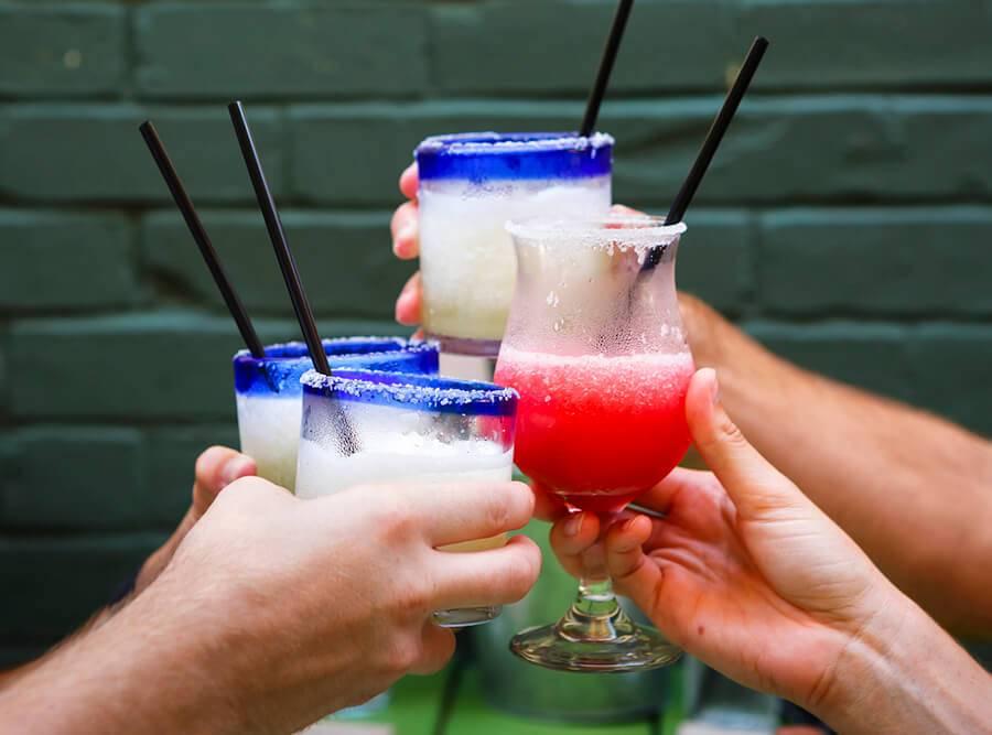 Слоистые коктейли | любимые коктейли