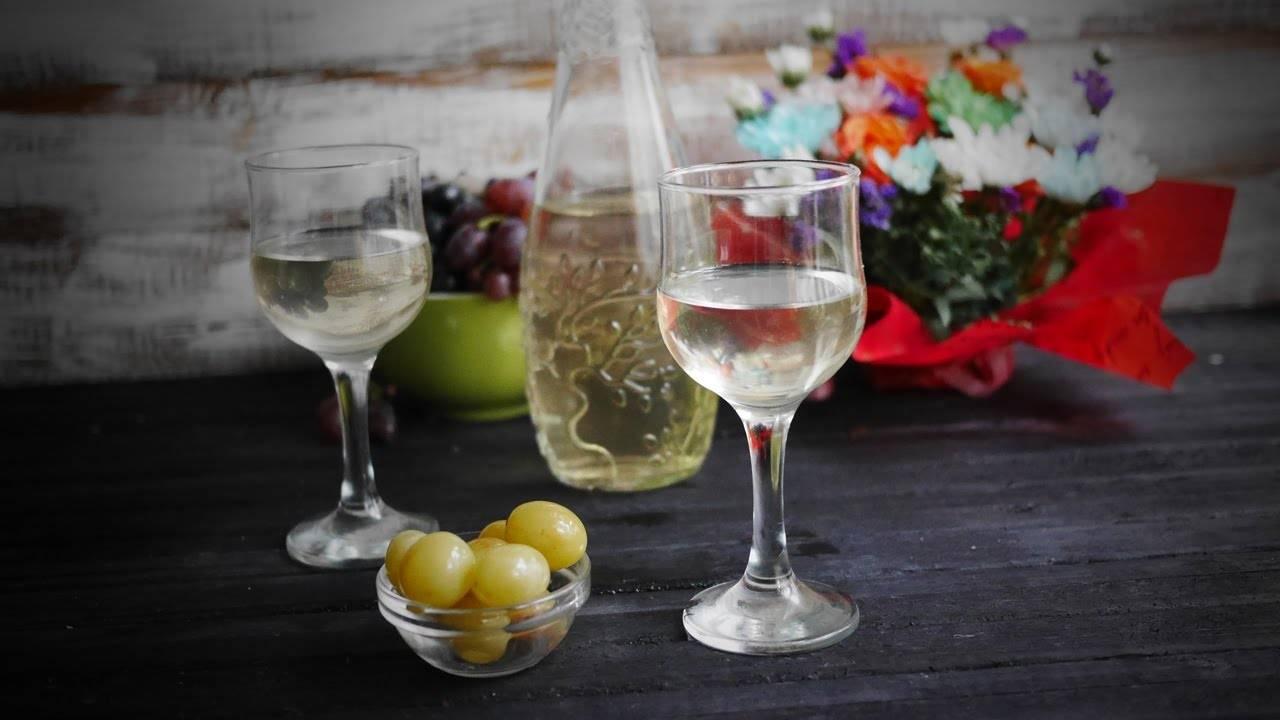 Домашние настойки из винограда – несколько рецептов