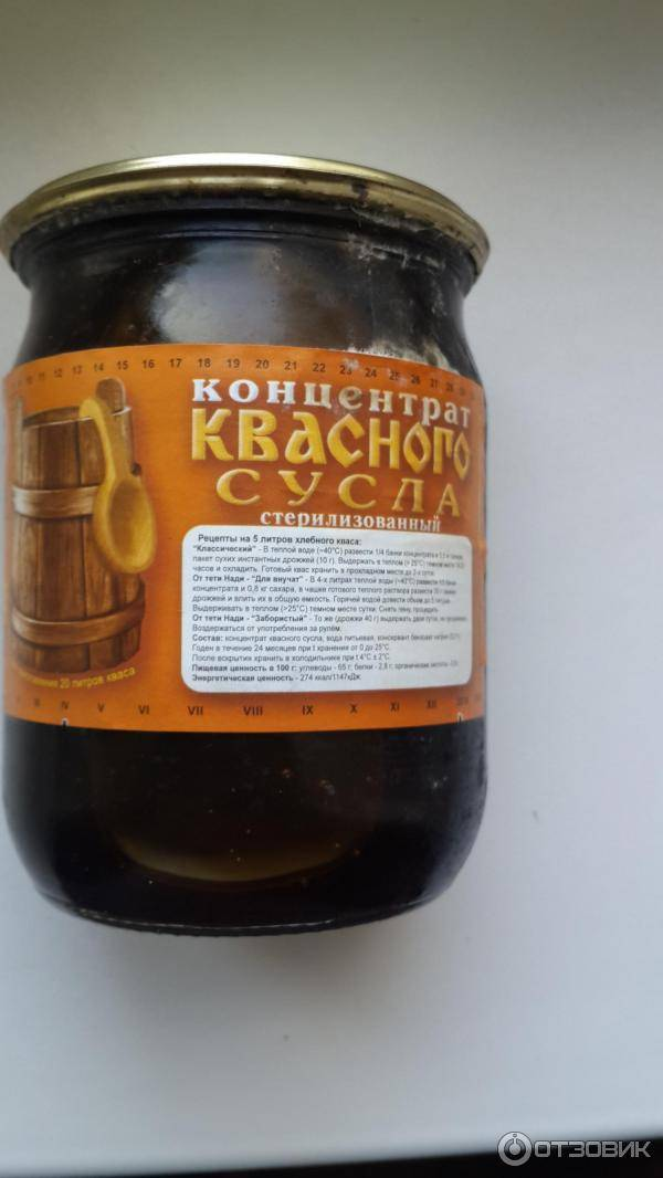 Квас домашний - 6 рецептов хлебного кваса на 3 литра
