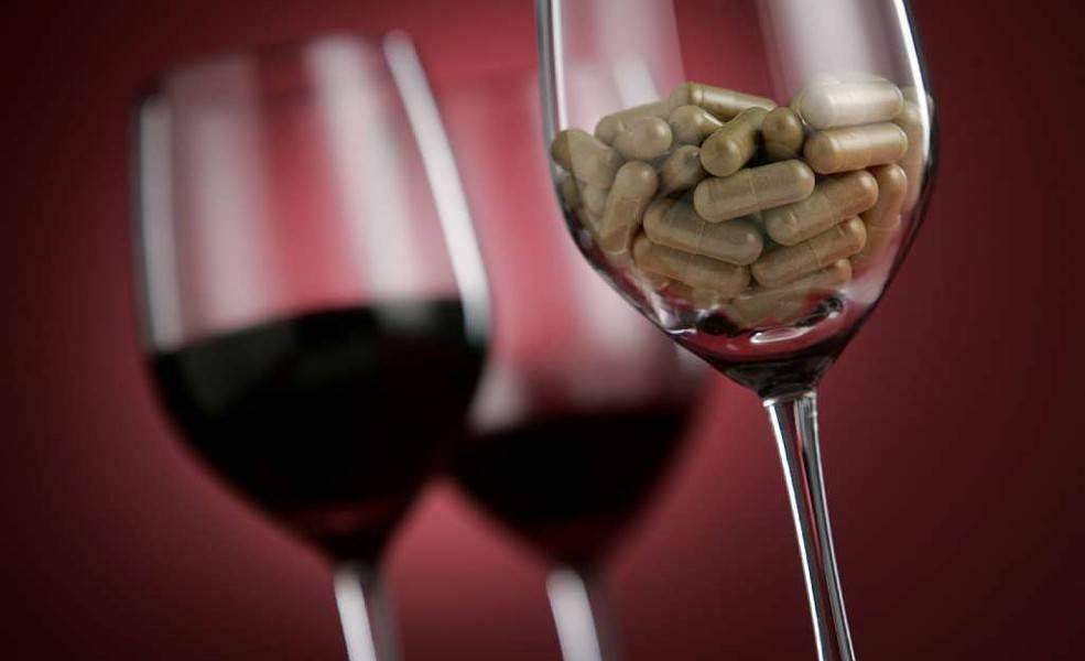 Какое красное вино полезно для здоровья