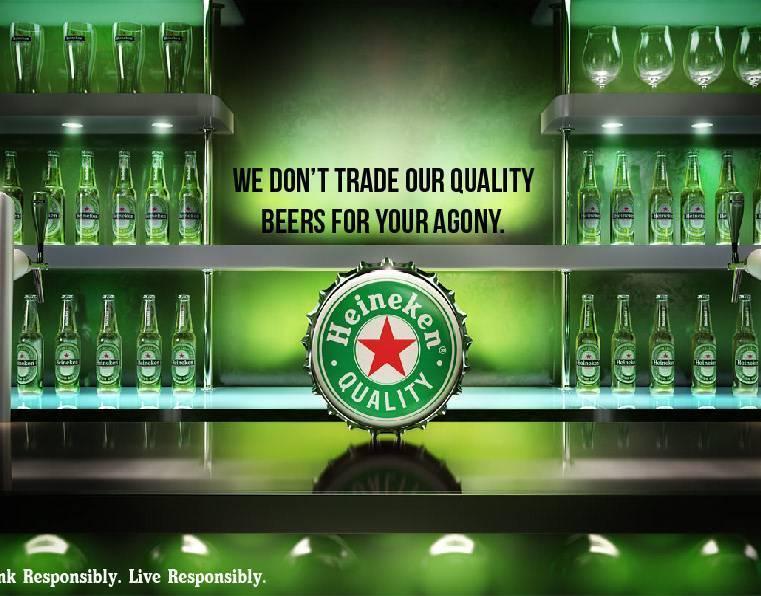 Heineken - история бренда пива, кто и когда основал, пивоваренная компания хейнекен | хайнекен - фото, видео, реклама