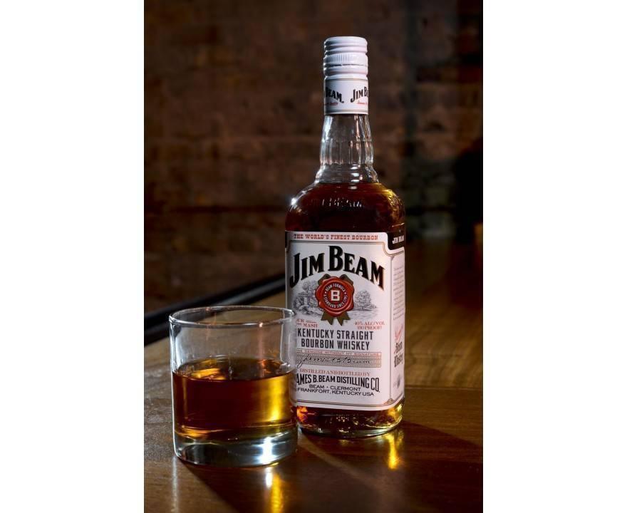 Бурбон jim beam (джим бим): описание, виды, как отличить подделку – как правильно пить