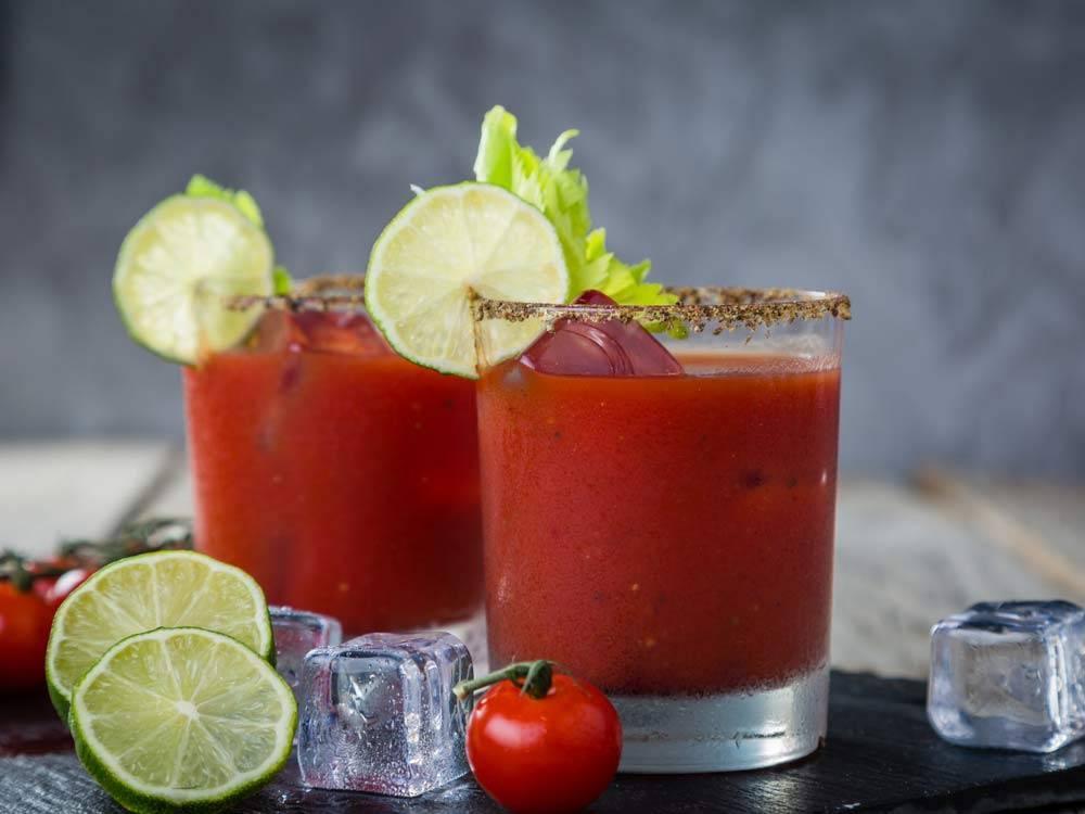 Рецепт приготовления водки с соком