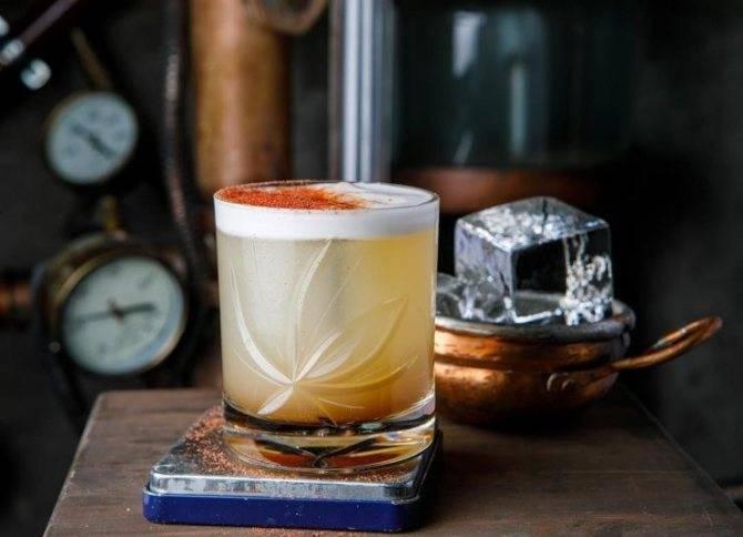 История создания и рецепты приготовления коктейля «Виски Сауэр»
