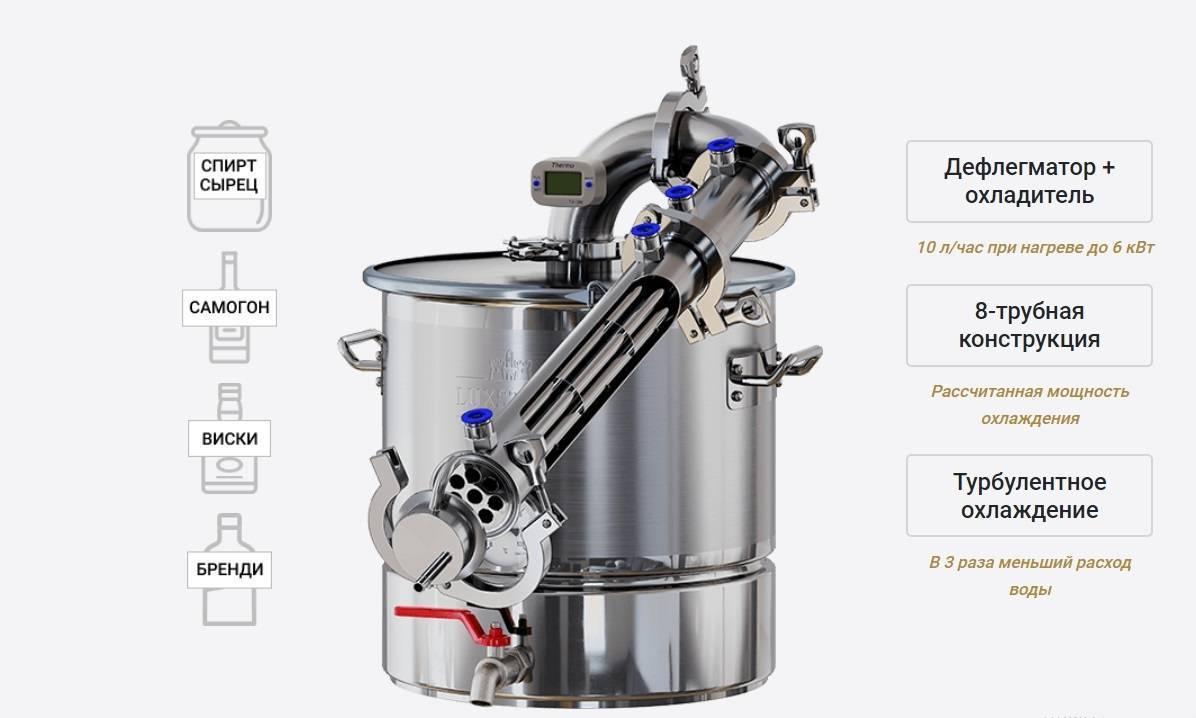 Люкссталь 3 про (luxstahl 3 pro): обзор и отзывы на аппарат