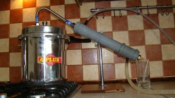 Змеевик для самогонного аппарата: описание и изготовление