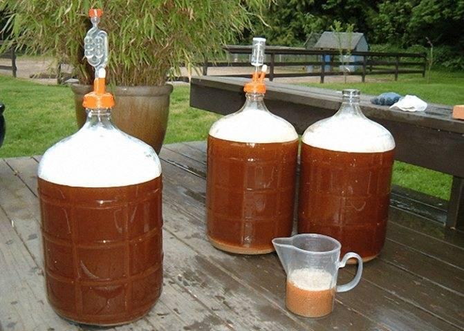 Роггенбир (roggenbier) – ржаное пиво