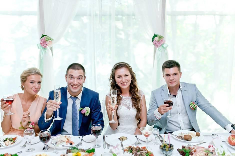 Расчет алкоголя на свадьбу на человека, чтобы всем хватило