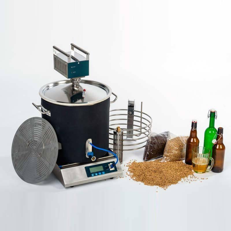 Необходимое оборудование для пивоварения в домашних условиях