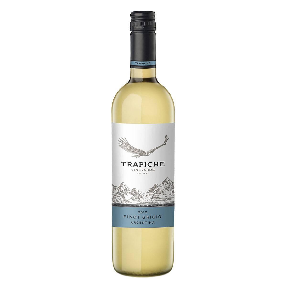 Пино гриджио итальянское белое сухое вино виды пино гриджио