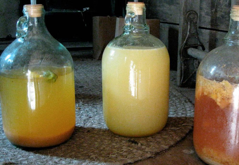 Быстрая брага для питья за час: как приготовить?