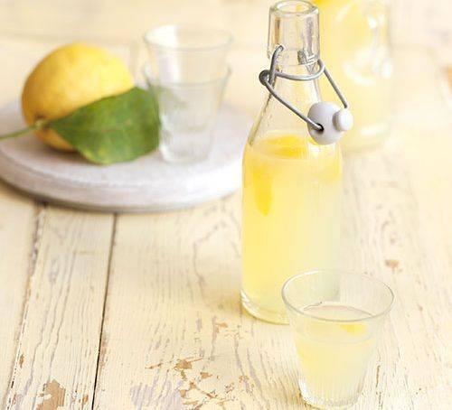 Рецепт приготовления лимончелло в домашних условиях
