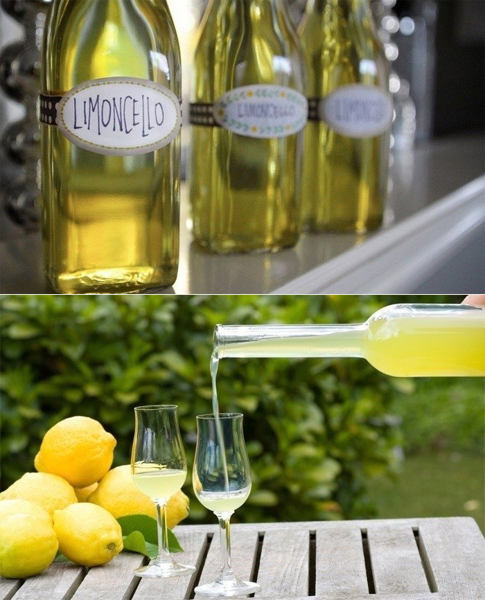 Научим, как сделать Лимончелло (Limoncello) в домашних условиях — 4 простых способа