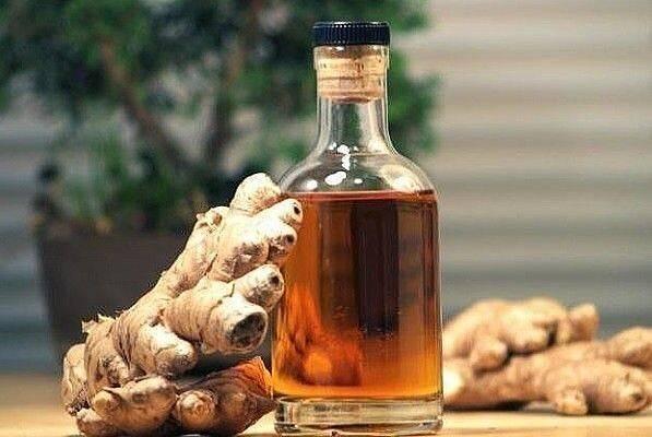 Лучшие рецепты имбирной настойки на водке, спирту и самогоне