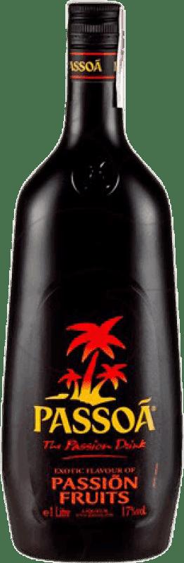 Ликер пассоа: описание, история + 8 рецептов коктейлей