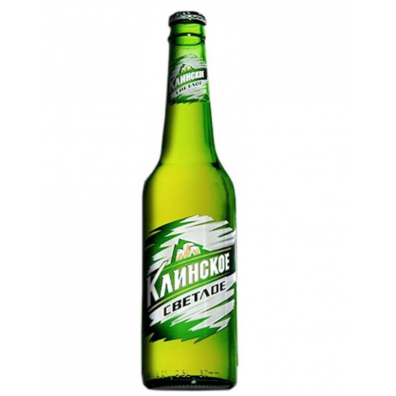 Немного про «клинское» пиво