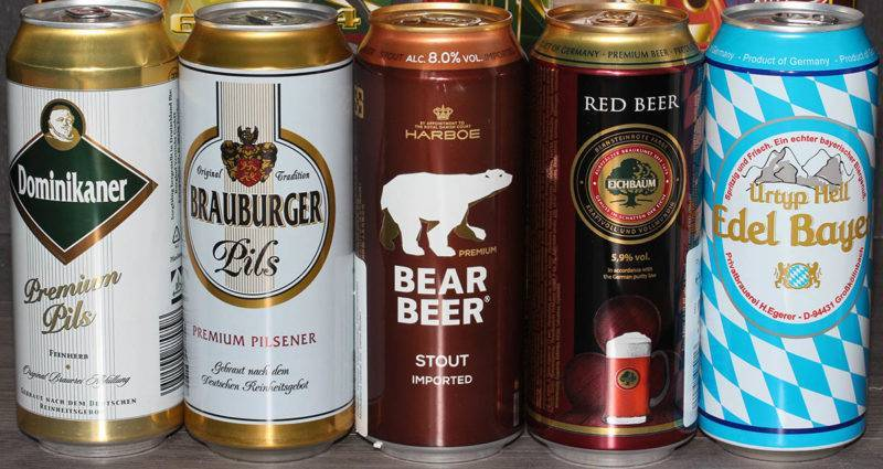 При какой температуре замерзает пиво? можно ли пить замороженное пиво?