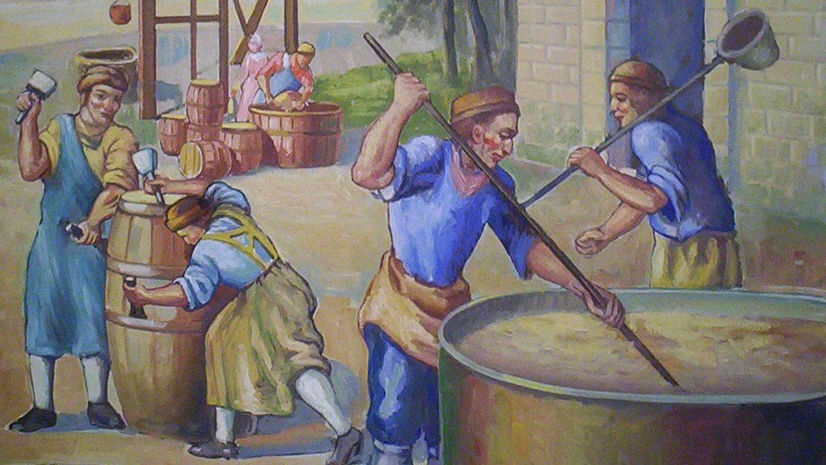 История пива и пивоварения