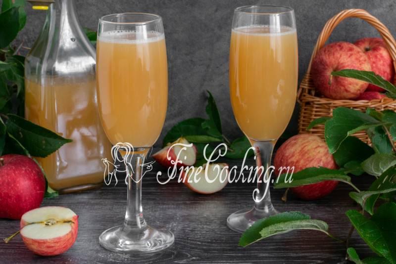 Приготовление яблочного ликера в домашних условиях