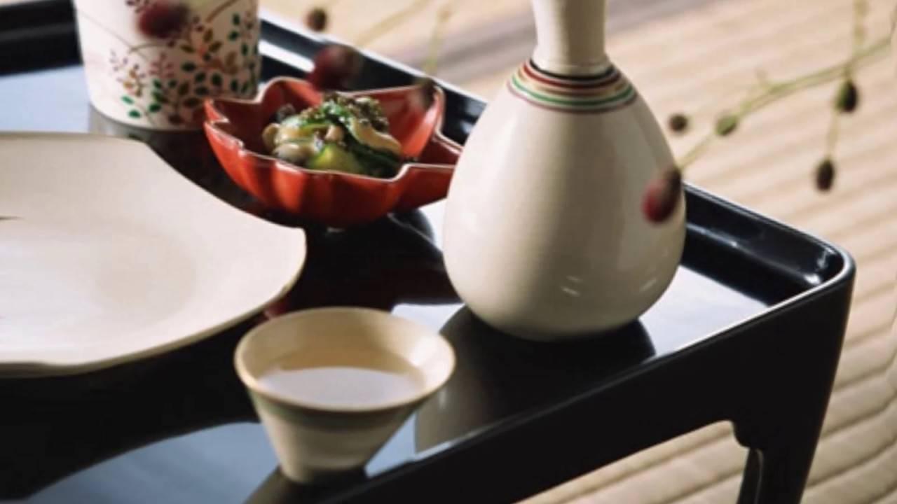 Как пить саке: чем запивать и закусывать